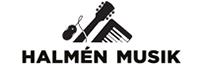 Halmén Musik logo