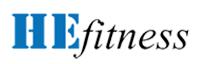 HEfitness logo