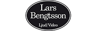 Lars Bengtsson Ljud/Video logo
