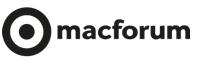 Macforum logo