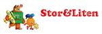 Stor & liten logo