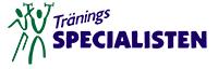 Träningsspecialisten logo
