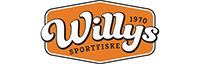 Willys Sportfiske logo